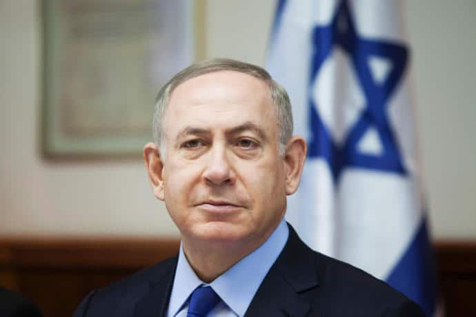 "Prime Minister Benjamin Netanyahu accused the Obama Administration of carrying out an ""underhanded, anti-Israel maneuver"" in its failure to veto a U.N. resolution targeting Israeli settlements."