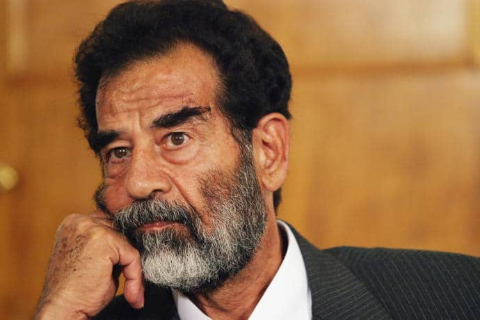 While the connection between the war to depose Saddam Hussein and the election of 2016 is indirect, it is etched in history.