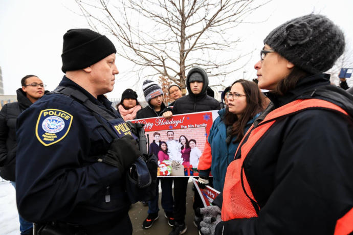 Supporters of the Minnesota Eight, a group of Cambodian men sentenced to deportation, have launched an aggressive public-advocacy campaign on their behalf.