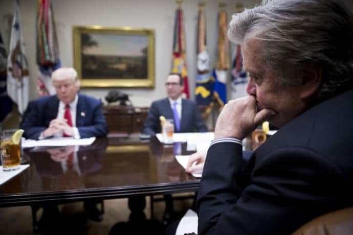 The Steve Bannon faction's protectionist agenda, which had already suffered a number of setbacks, seems to have lost another battle to the the globalists in the Trump Administration.