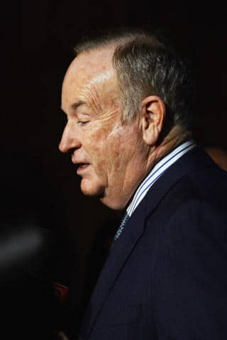 After his ouster at Fox News, Bill O'Reilly has taken to dropping cryptic little references that create a sense of victimhood.