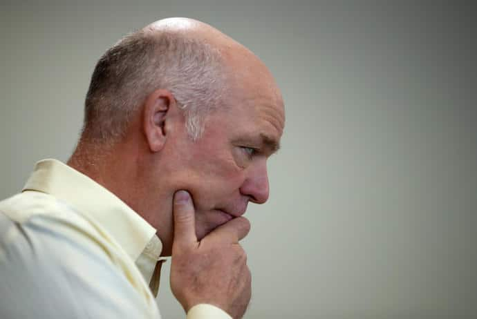 Greg Gianforte, the Republican candidate in Montana's special congressional election, faces charges after an altercation with a reporter who pressed him on the Republicans' health-care bill.