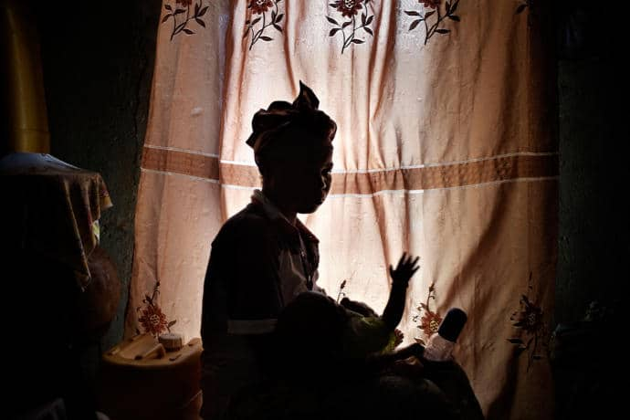 In many of the world's poorest countries, such as Mali, the impact of the Trump Administration's indifference to suffering is already clear—and, as in the U.S., women have been particularly targeted.